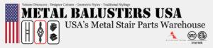 Logo (Metal Balusters USA)