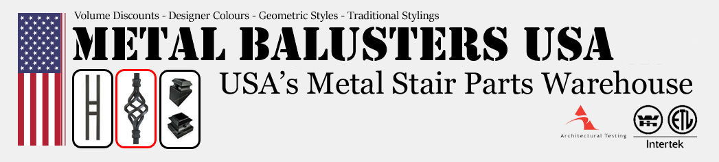 Logo (Metal Balusters USA)